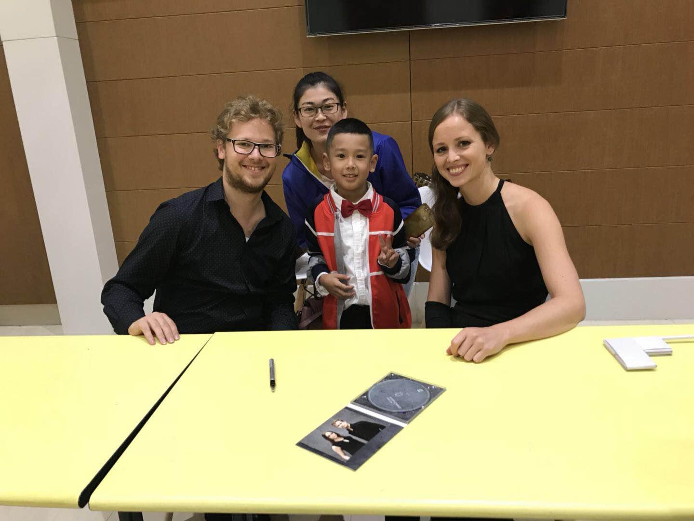 Kaiser Schmidt Duo I ChinaTour 2018 4